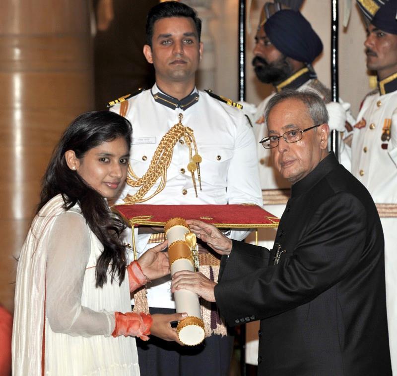 Arjuna Award for Cricket