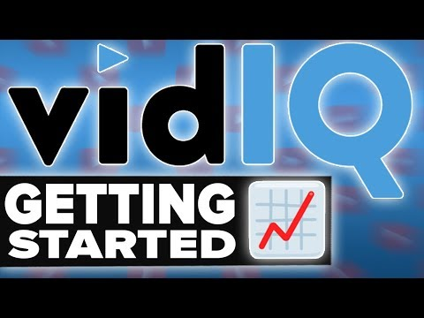 What is vidIQ for Youtube
